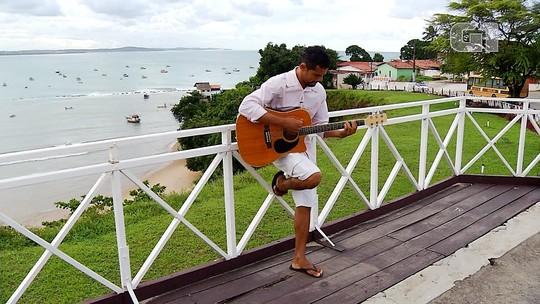 Música de pescador potiguar é tema de vilã da novela Segundo Sol