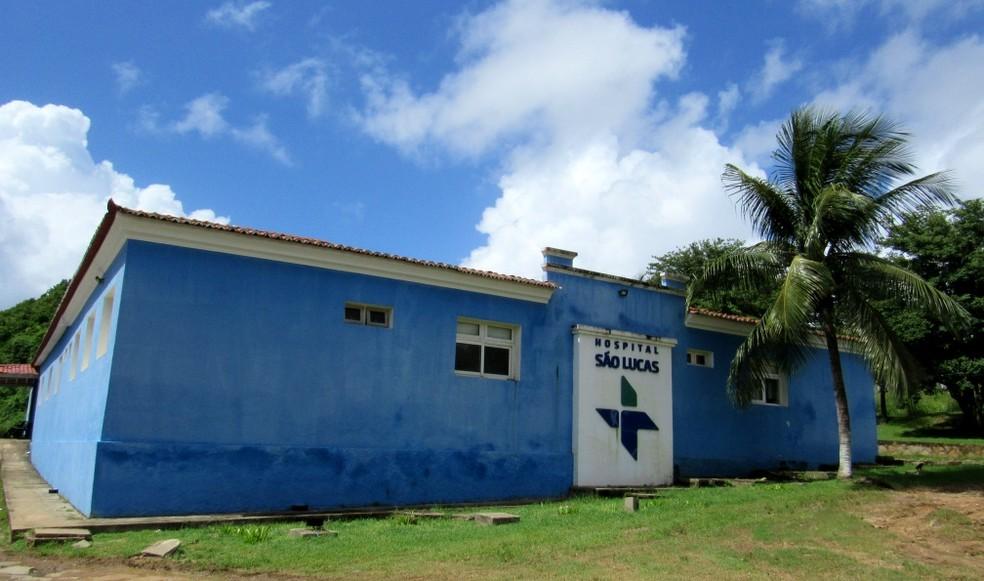 O  atendimento vai ser feito no Hospital São Lucas  — Foto: Ana Clara Marinho/TV Globo