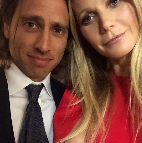 Gwyneth Paltrow e Brad Falchuck (Foto: Instagram)