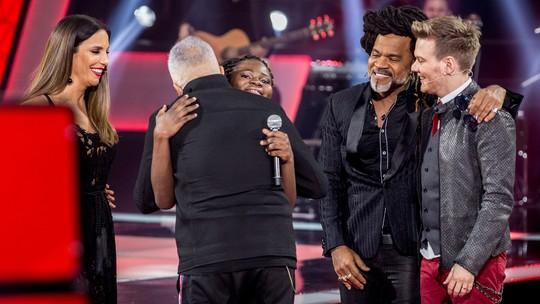 Noite de emoção e risadas na estreia do 'The Voice Brasil'; confira tudo o que rolou!