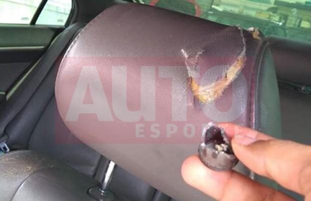 Exclusivo: Primeiro acidente com vítima do caso Takata é registrado no Brasil (Foto: Tiago Ferreira / Arquivo pessoal)