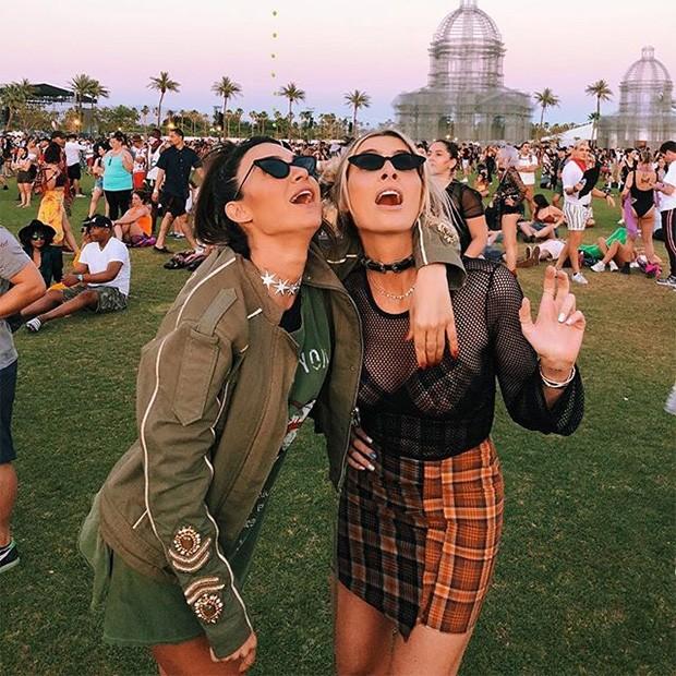 Thaila Ayala e Julia Faria (Foto: Instagram)