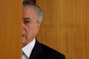 Presidente Michel Temer (Foto: Adriano Machado / Reuters / El País)