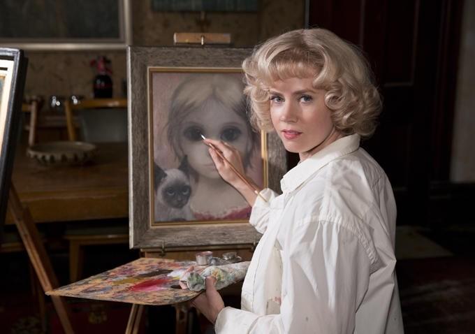 Amy Adams como Margaret em 'Big Eyes' (Foto: Divulgação)