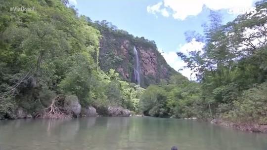 Via Brasil: Bonito, em Mato Grosso do Sul, tem cenários paradisíacos e aventura