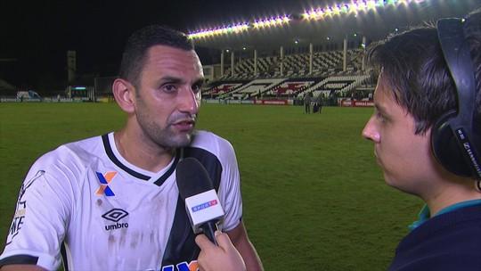 """Rafael Marques, sobre camisa trocada com Jomar: """"Não sei o que aconteceu"""""""