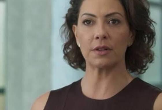 Fabiula Nascimento é Nana (Foto: TV Globo)