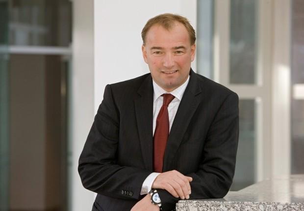 Philipp Schiemer é presidente da Mercedes-Benz do Brasil (Foto: Divulgação)