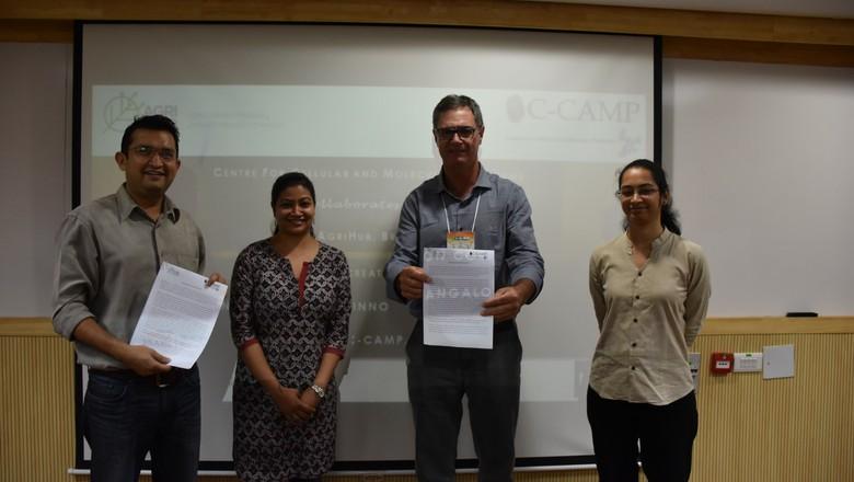 famato-pesquisa-tecnologia-inovação-índia (Foto: Divulgação)