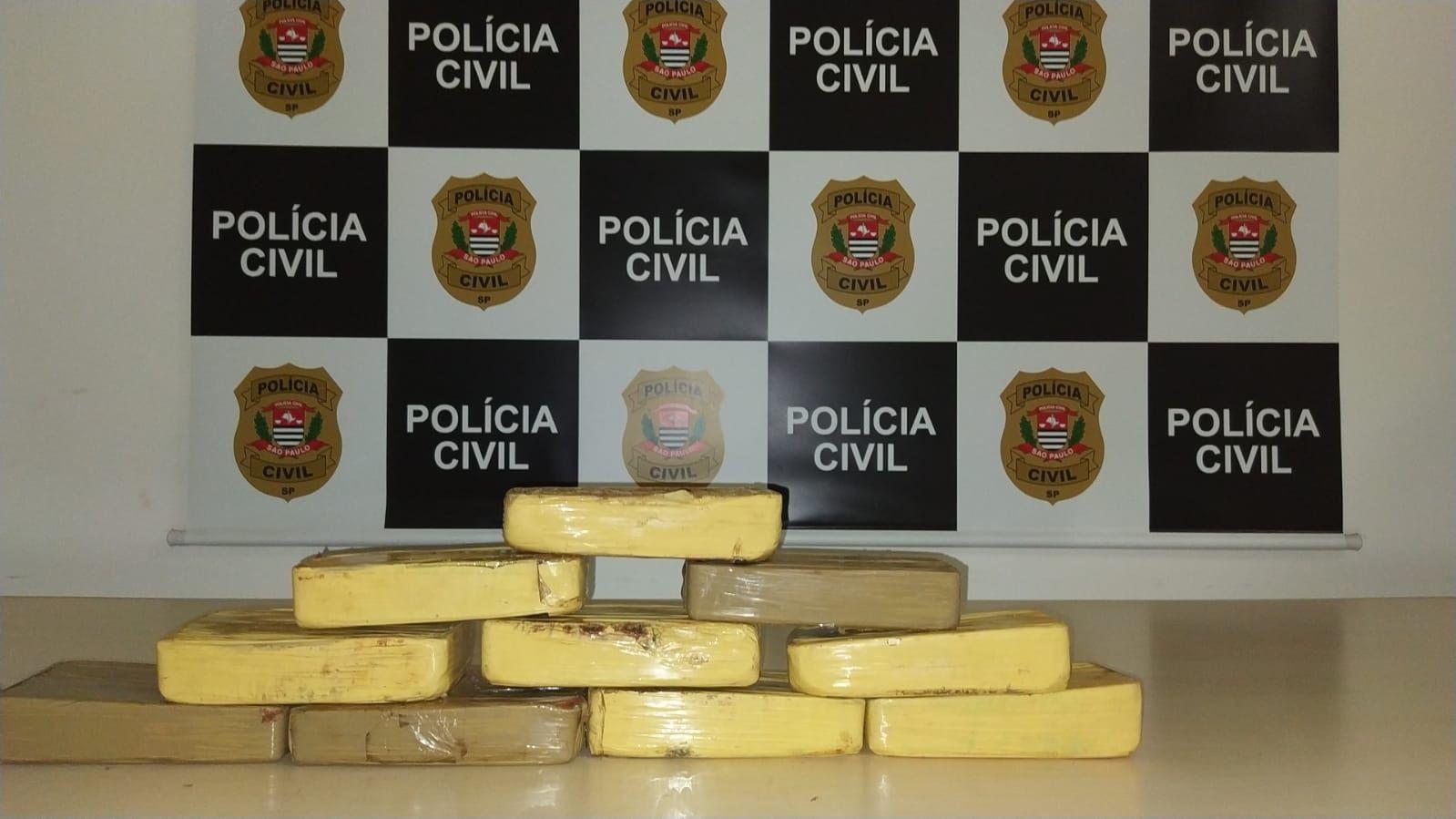 Polícia Civil apreende quilos de cocaína em fundo falso de caminhão em Itatiba