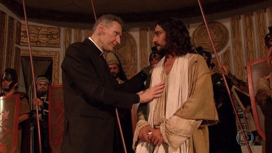 Padre Marcelo Rossi comenta o espetáculo da Paixão de Cristo de Nova Jerusalém