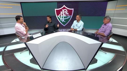 """Comentarista critica: """"Quem contrata o Diniz, hoje, é por modismo, não é por resultado"""""""