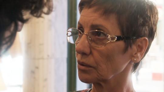 Vera fala sobre gravidez de Rimena e Gustavo reage de forma estranha