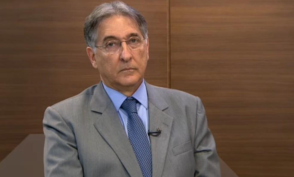 O ex-governador de Minas Gerais Fernando Pimentel — Foto: Reprodução/TV Globo