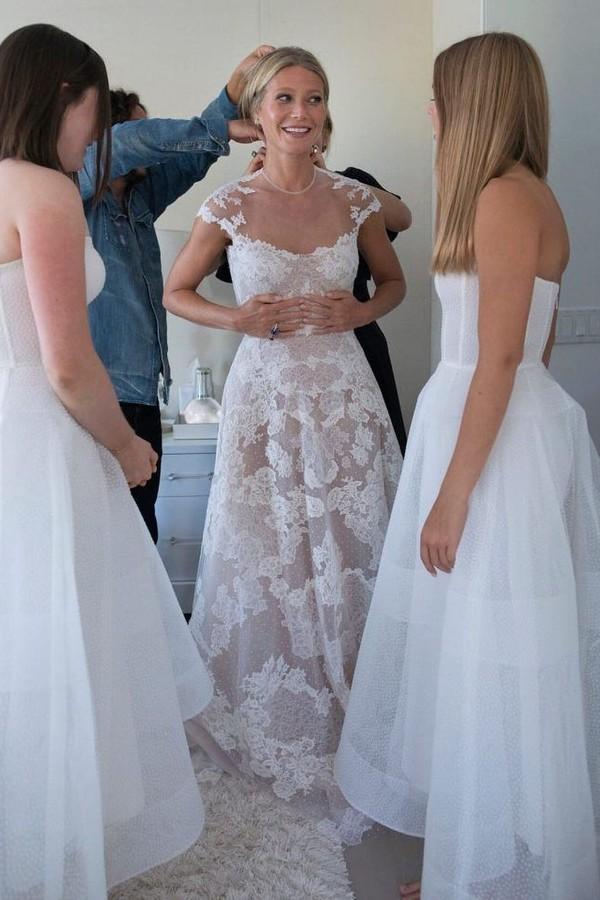 Casamento de Gwyneth Paltrow (Foto: Reprodução;Instagram)