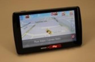 GPS Quatro Rodas BR500TV