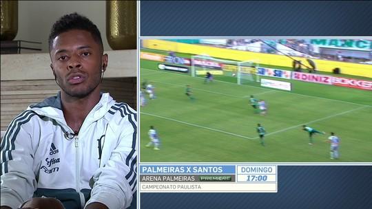 Michel Bastos vê Palmeiras com ambição de Real e Barça no mercado