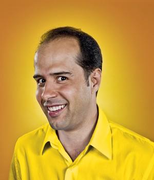 Ricardo Nunes, fundador da Ricardo Eletro e principal acionista da Máquina de Vendas (Foto: Época NEGÓCIOS)