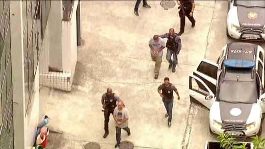 No Rio, quatro suspeitos de atrapalhar investigações sobre Marielle são presos