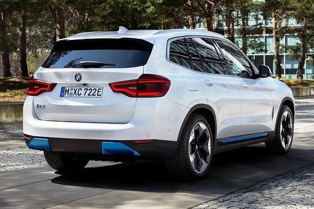 BMW iX3 (Foto: Reprodução/@scott26.unofficial)