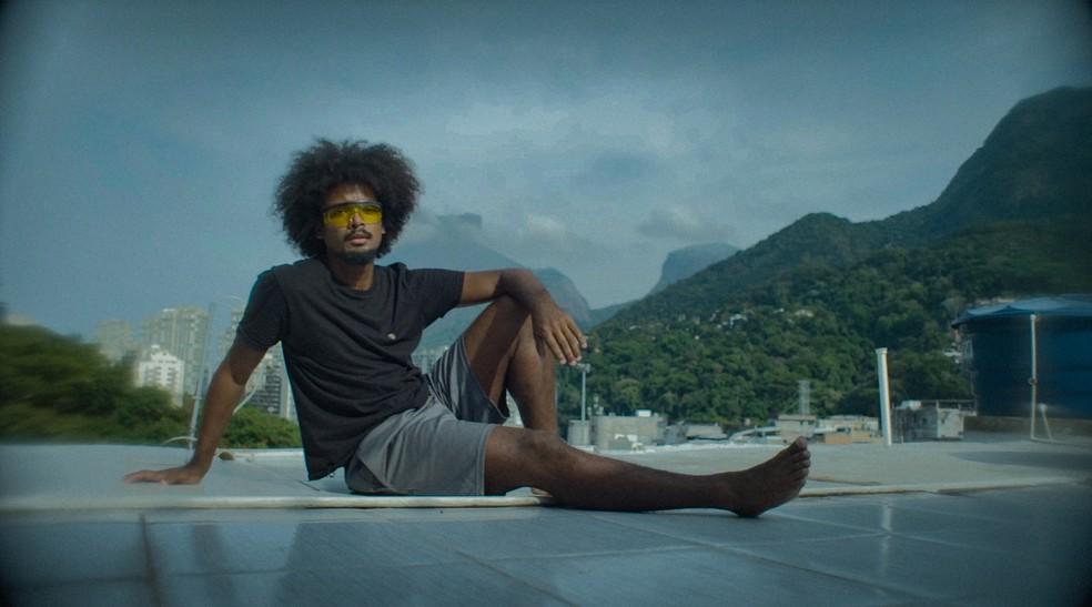 'Falas de Orgulho' vai trazer as histórias de Maycon e de mais outras pessoas LGBTQIA+ — Foto: Globo