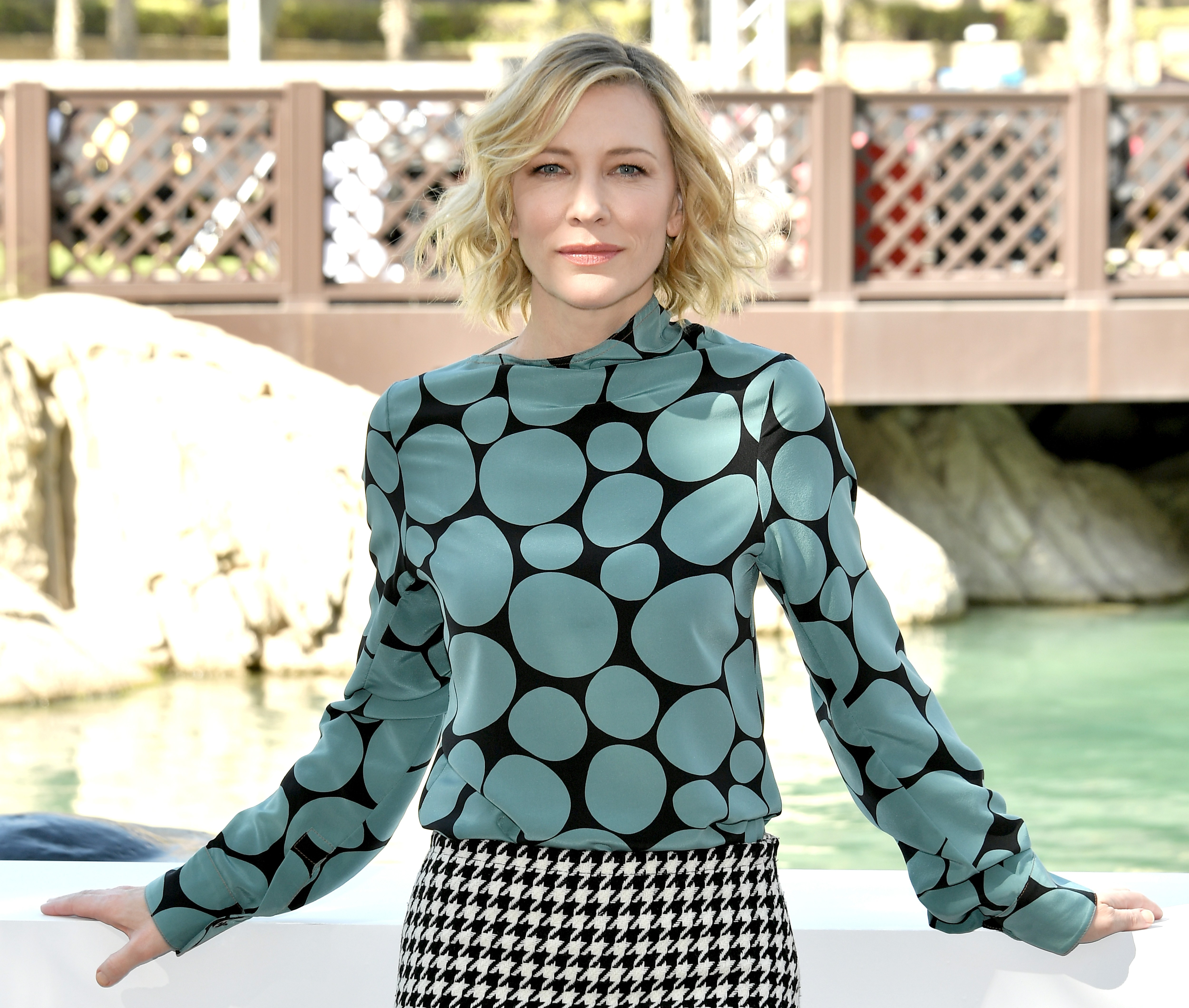 A atriz Cate Blanchett (Foto: Getty Images)