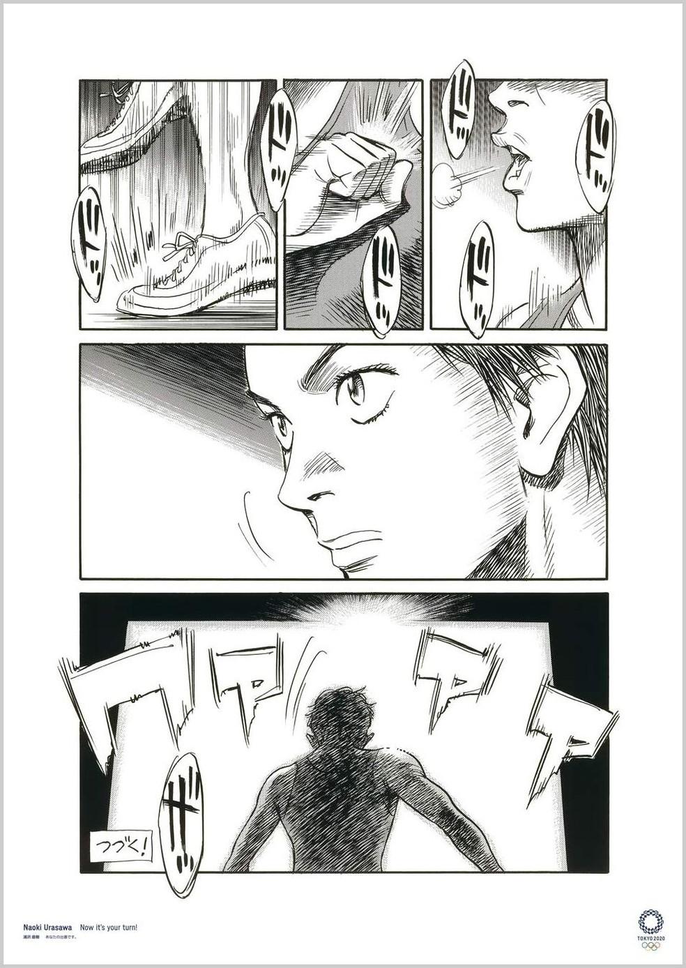 Naoki Urasawa / Artista de mangá — Foto: Reprodução