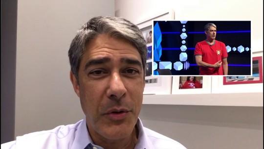 Bonner explica o porquê da camisa de Portugal