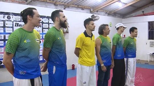 Delegação amapaense vai disputar o Open Norte de Taekwondo em Manaus