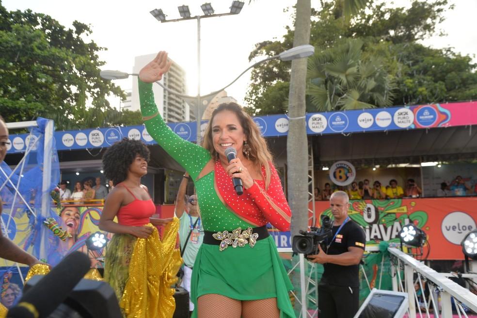 Daniela Mercury — Foto: Sérgio Pedreira/Aghaack