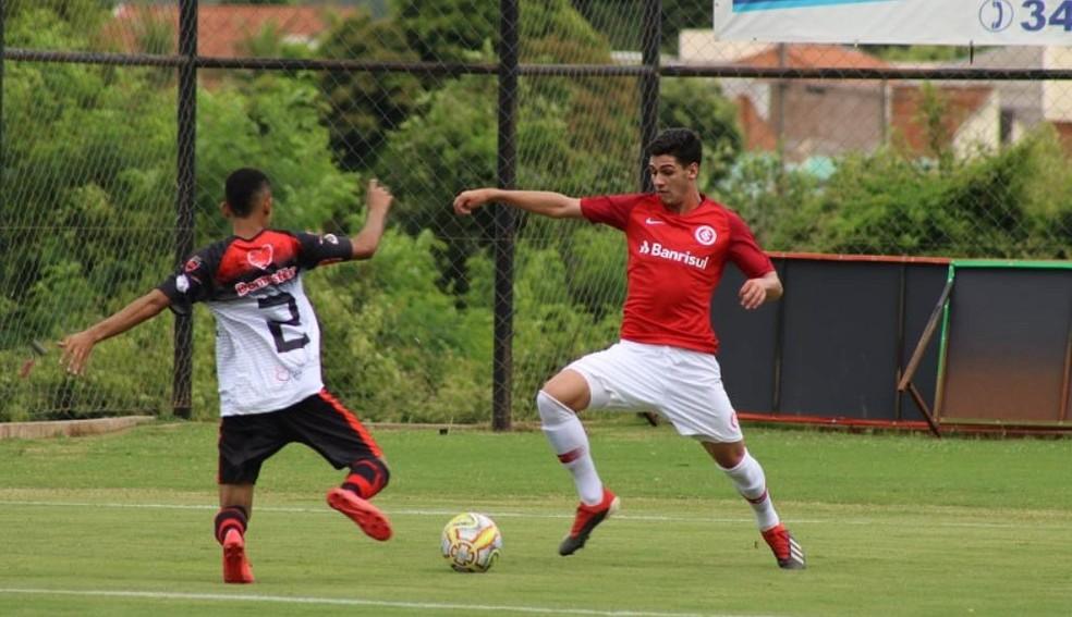 43abcd65d61d0 Trem vai enfrentar o Internacional na Copa do Brasil Sub-20