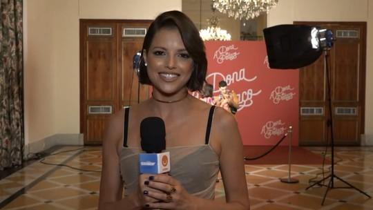 'Momento Vídeo Show' mostra o lançamento de 'A Dona do Pedaço', nova novela das 9