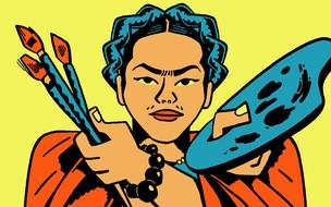 Frida Kahlo: uma mulher à frente de seu tempo