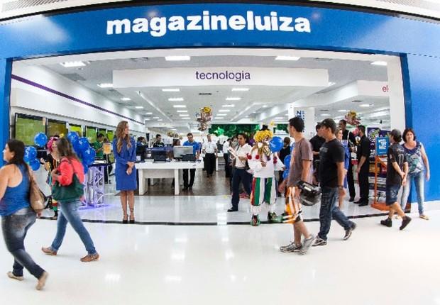 Magazine Luiza (Foto: Reprodução/Facebook)