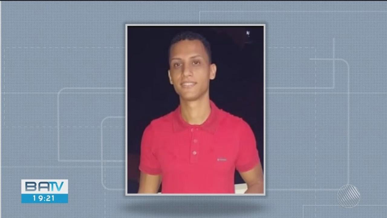 Homem é morto a facadas pala ex-namorada é enterrado em Itabuna, sul do estado