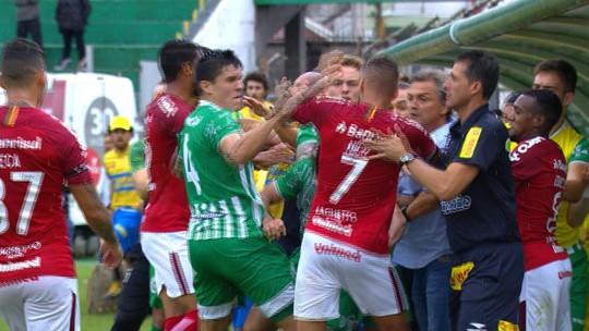 TJD-RS marca julgamento de envolvidos em confusão entre Juventude e Inter no Jaconi
