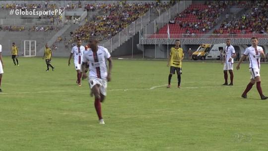 Cascavel FC e Toledo passam em branco no Clássico da Soja