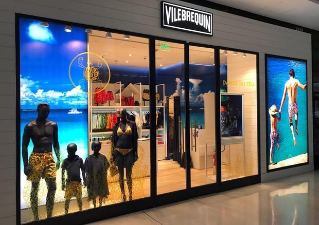 Nova loja da Vilebrequin no JK Iguatemi (Foto: Divulgação)
