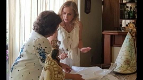 Angélica visita Belém e conhece a culinária, música e artes visuais do Pará