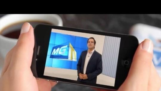 MG Inter TV 1ª edição renova formato e aproxima telespectador