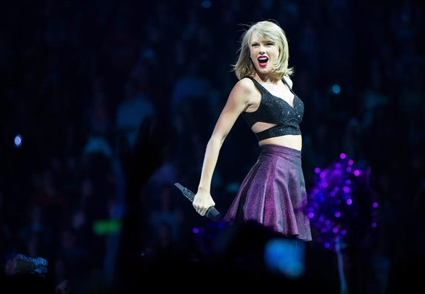 Taylor Swift (Foto: Agência EFE)
