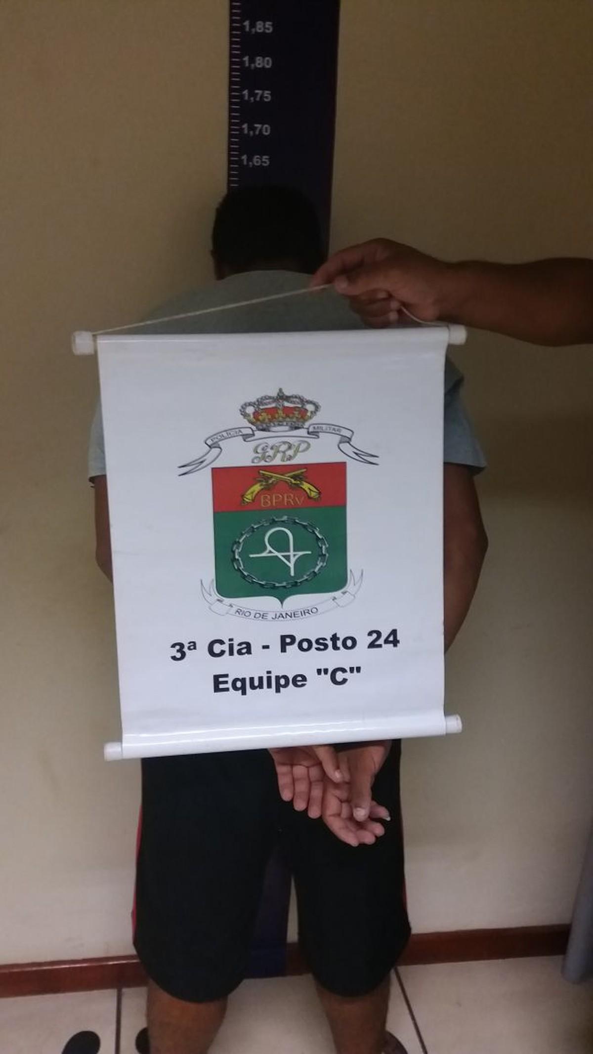 Suspeito de matar vereador em Rio das Ostras é preso em Paracambi, RJ