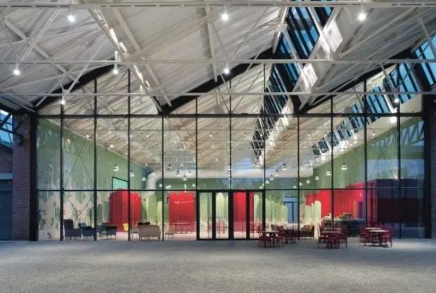 Gucci Hub, em Milão, transformado em 2012 (Foto: Ricardo Bofill Taller De Arquitectura/ Phaidon/ Reprodução)