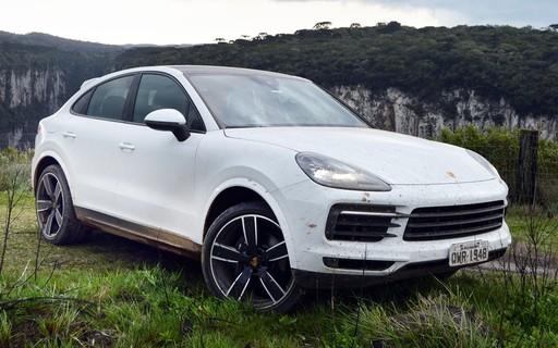 Teste Porsche Cayenne Coupe E Mais Esportivo E Barato Que O Audi Q8 Autoesporte Noticias