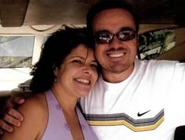 Defesa de ex rebate família de Gugu: 'Passa necessidade' (Arquivo Pessoal)