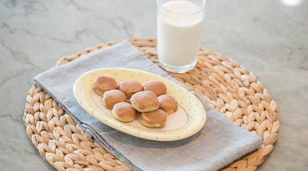 Os skonies, mistura entre cookie e scones. (Foto: Divulgação)