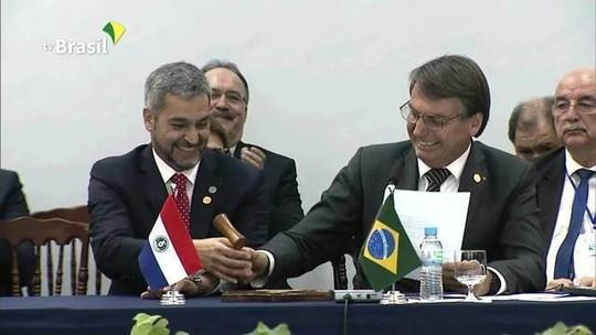 Representantes assinam acordos multilaterais em reunião da Cúpula do Mercosul
