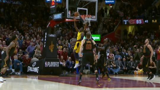 NBA relata erro de arbitragem em toco de LeBron na vitória sobre os Pacers