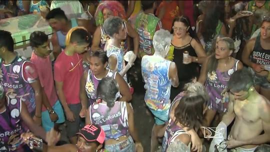 Concurso de blocos anima carnaval em Imperatriz, MA