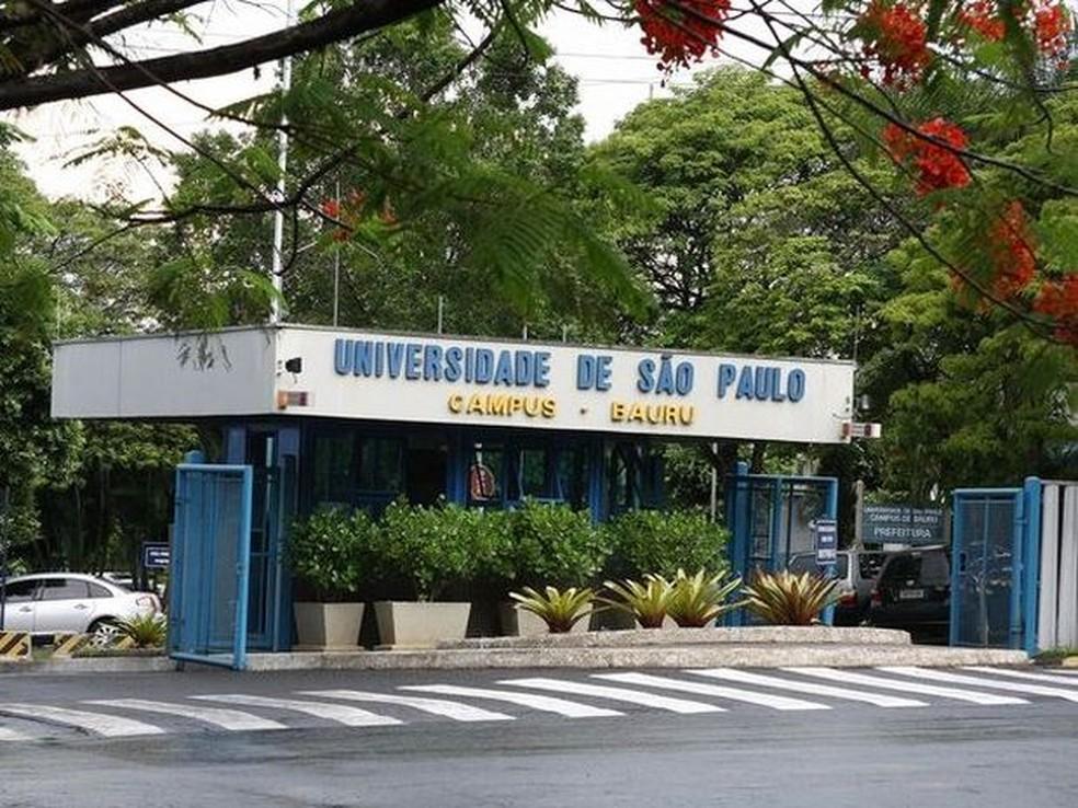 USP de Bauru (Foto: Divulgação)
